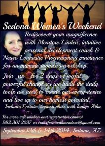 SedonaWomen'sWeekend
